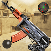 Gun Strike: Free Offline 3D Shooting Games