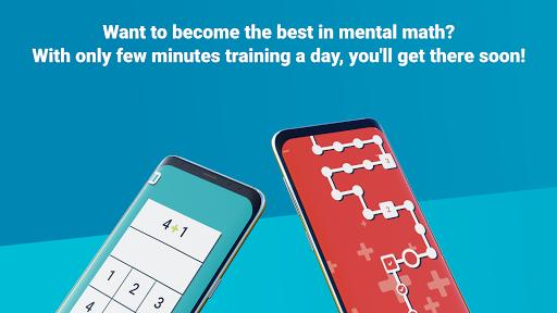 Matix | Easy & powerful mental math practice screenshots 1
