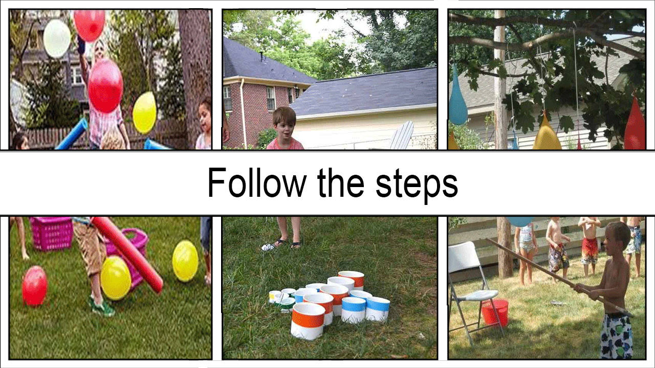 fun diy yard games android apps on google play