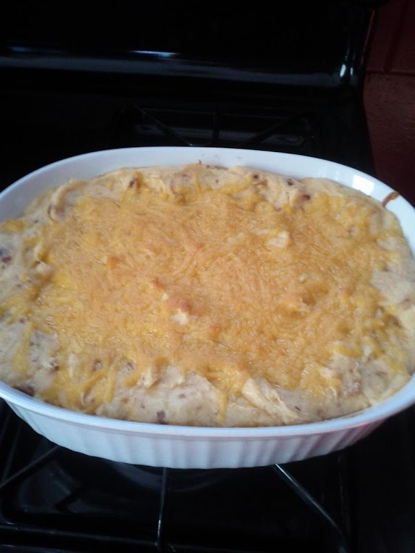 Sinful Party Potato's Recipe