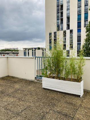 Location appartement 2 pièces 41,79 m2