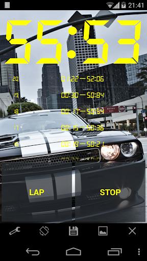 Simple Stopwatch Pro screenshot 2