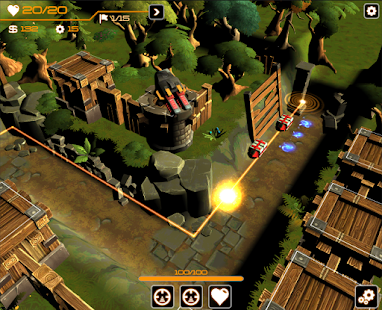 Tower Robotic Defense- screenshot