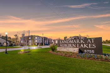 Go to Landmark at Auburn Lakes Apartments website