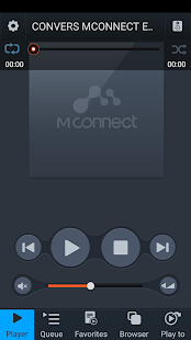 mconnect Player LITE- screenshot thumbnail