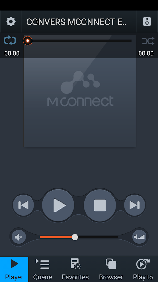 mconnect Player LITE- screenshot