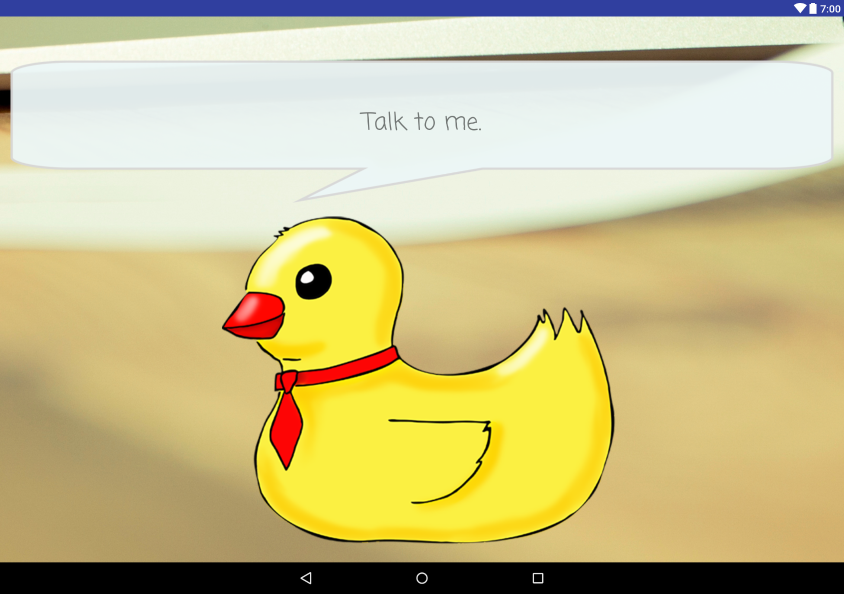 Doug the Duck: The Rubber Duck Debugger- screenshot
