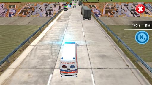Télécharger Gratuit Ambulance: Driving City mod apk screenshots 2