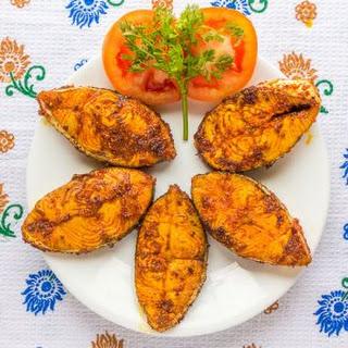 Coriander Fish Fry Recipes