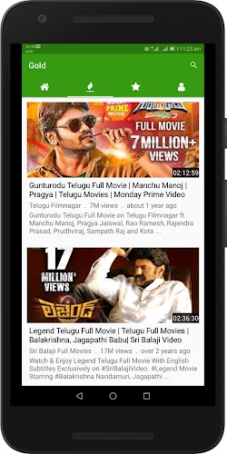 Telugu Hit Movies : Best Old and New Movies Free APK