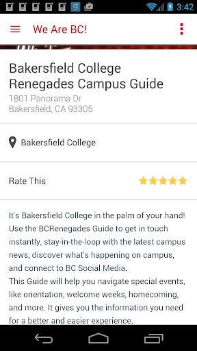 Bakersfield College Renegades