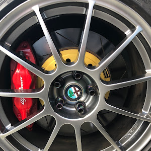 147 GTAのブレーキローターのカスタム事例画像 ヨッシーさんの2018年12月24日16:50の投稿