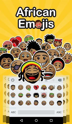 African Emoji Keyboard 2018 - Cute Emoticon for PC