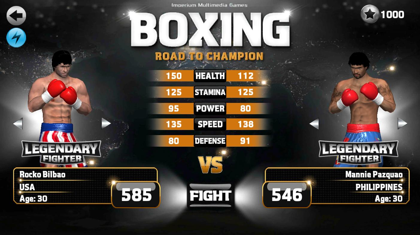 Boxing - Road To Champion - Android Apps on Google Play Boxing Games