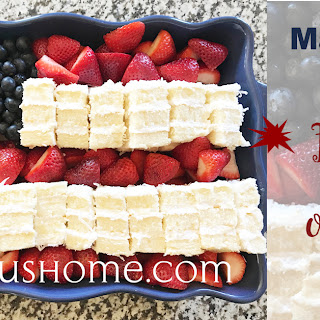 Make the Best Fourth of July Cake Recipe