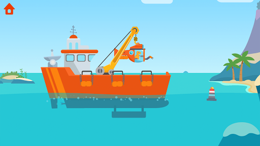 Dinosaur Ocean Explorer - Sea Exploration Games 1.0.2 screenshots 6