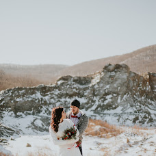 Wedding photographer Yana Kolesnikova (janakolesnikova). Photo of 09.01.2018