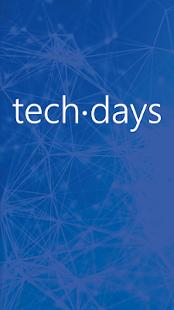 TechDays - náhled