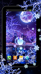 Winter Snow HD Live Wallpaper v1.2
