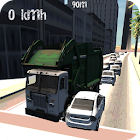 Garbage Truck Simulator 3D icon