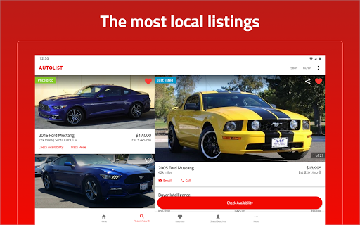 Autolist Used Cars And Trucks For Sale Apps On Google Play