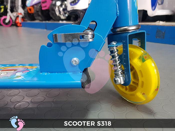 scooter trẻ em