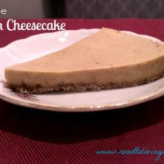 "Gluten Free Pumpkin ""Cheesecake"" Recipe"