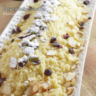 Sweet Couscous Dessert Recipes.