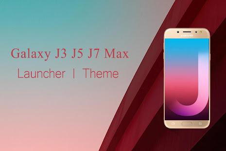Theme For Samsung Galaxy J3 J5 J7 Max Wallpaper HD