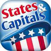 50 US States And Capitals Quiz State Capitals Game
