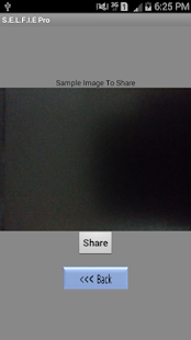 Selfie Pro Screenshot