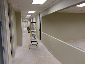 Photo: Our New Office Is Almost Done