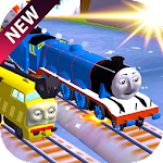 New racing Thomas Race Friends train Icon