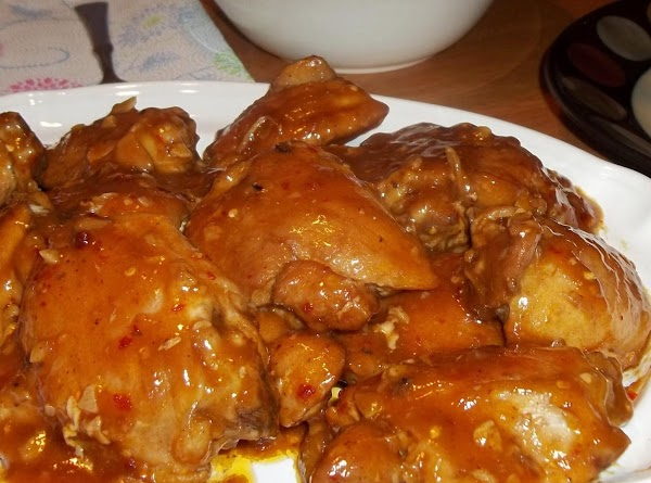 These chicken thighs really are delicious..I hope you give them a try..