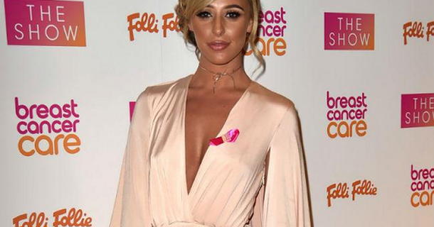 Amber Dowding gets TOWIE axe over 'happy' relationship