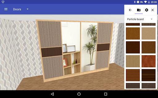 Closet Planner 3D Apk 1