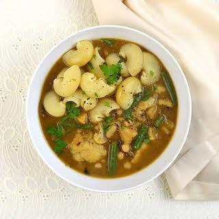 Vegan Irish Stew.