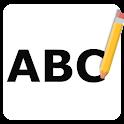 Kids Writing Board icon