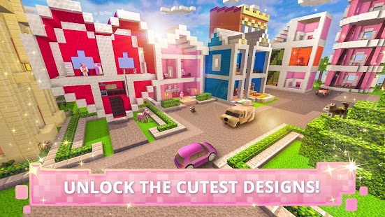 dollhouse builder craft doll house building games apps on google play