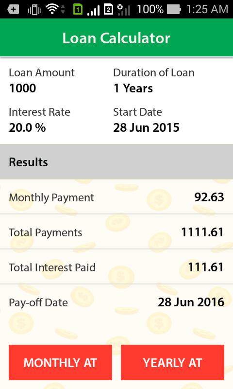 Personal Loan EMI Calculator 2018  Check Personal Loan