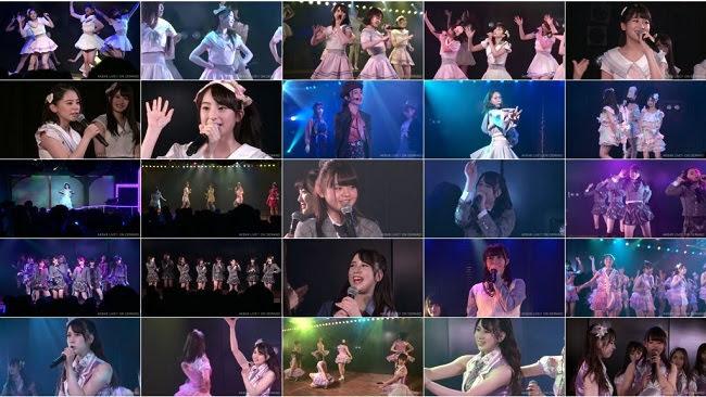 190707 (720p) AKB48 チーム8 湯浅順司「その雫は、未来へと繋がる虹になる。」公演 永野芹佳 生誕祭