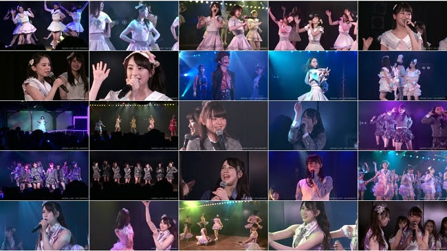 [TV-Variety] AKB48 チーム8 湯浅順司「その雫は、未来へと繋がる虹になる。」公演 永野芹佳 生誕祭 (2019.07.07)