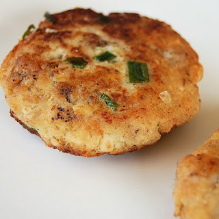 Oven Baked Fish Cakes