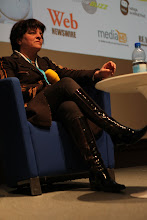 Photo: Nettie Buitelaar - HR/CEO vs PR (who should run internal/employee comms?) Debate - 2012