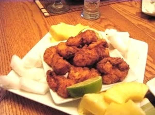 Island Chicken Bites Recipe