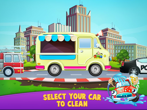 Smart Car Kids Wash Garage Service Station Auto 1.0 screenshots 5