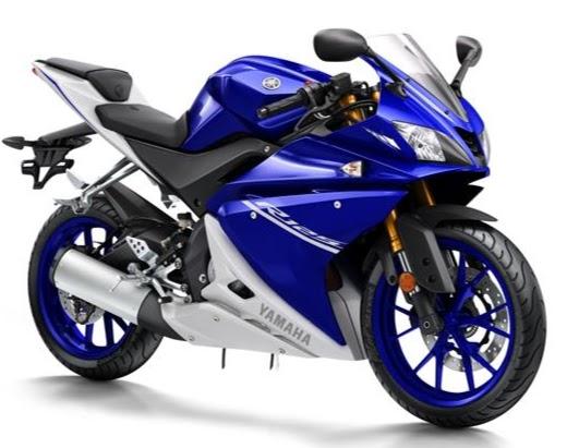 Yamaha YZF - R 125-manual-taller-despiece-mecanica