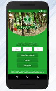 RISTAPP - náhled