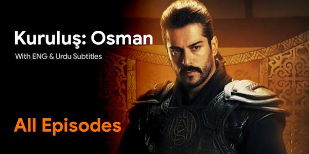 Osman Ghazi in Urdu & English – Kurulus Osman 1