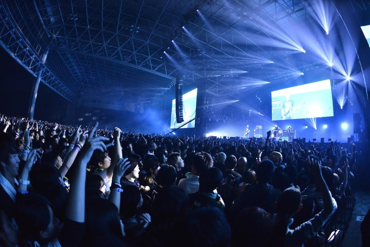 【迷迷現場】COUNTDOWN JAPAN 18/19 10-FEET 搶先領眾人一同倒數 轟音包圍一體感驚人